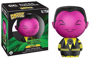 Green Lantern Dorbz Vinyl Figure - Sinestro
