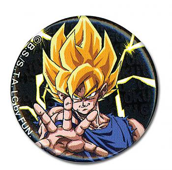 Dragon Ball Z 1.25'' Button - Goku Super Saiyan