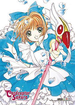 Cardcaptor Sakura Fabric Poster - Sakura