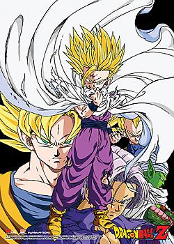Dragon Ball Z Fabric Poster - Ghoan Group