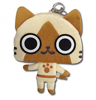 Airou From The Monster Hunter 7'' Coin Purse - Airou