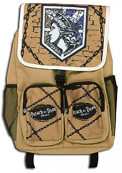 Attack on Titan Backpack - Wall Maria
