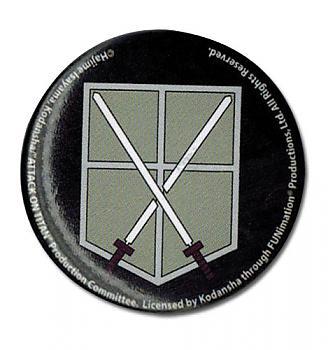 Attack on Titan Button - 104th Cadet Corps