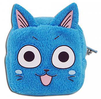 Fairy Tail Coin Purse - Happy Cube Face