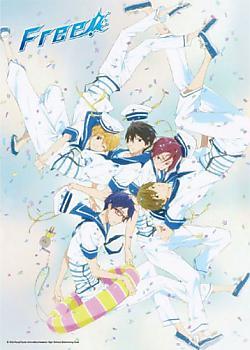 Free! Puzzle - Sailors (300 pcs)
