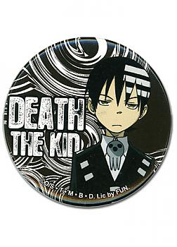 Soul Eater Button - Death the Kid