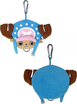 One Piece Plush Key Chain - Chopper Keyholder