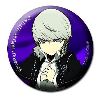 Persona Q 1.25'' Button - P4 Yu Narukami
