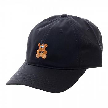 Five Nights At Freddy's Cap - Fazbear Embroidered Dad Hat