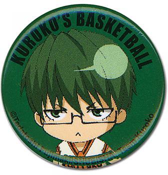 Kuroko's Basketball 1.25'' Button - Midorima