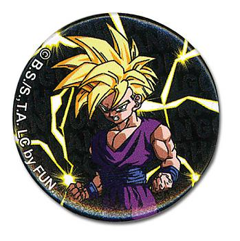 Dragon Ball Z 1.25'' Button - Kid Gohan Super Saiyan