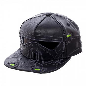 Star Wars Rogue One Cap - Death Trooper PU Snapback