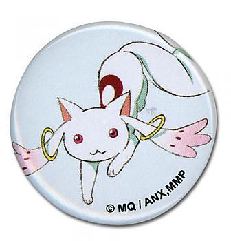 Puella Magi Madoka Magica 1.25'' Button - Kyubey