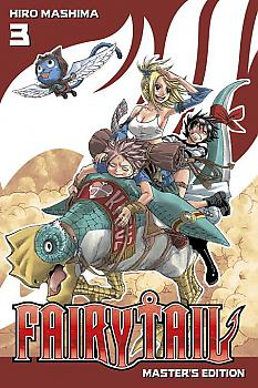 Fairy Tail Master's Edition Manga Vol.   3