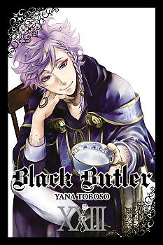 Black Butler Manga Vol.  23