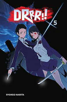 Durarara!! Novel Vol.  5
