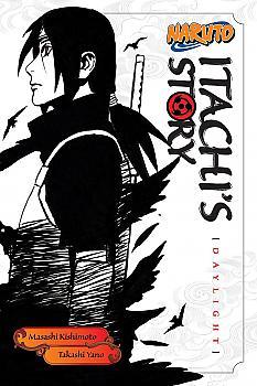Naruto Shippuden: Itachi's Story Novel Vol.  1
