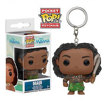 Moana Pocket POP! Key Chain - Maui (Disney)