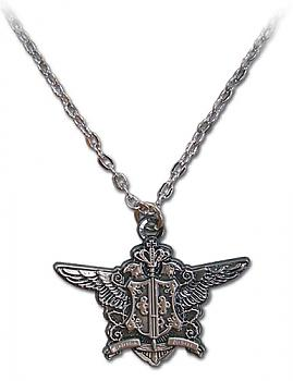 Black Butler Necklace - Phantomhive Emblem