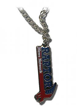 DMC Necklace - Raptor News Network RNN Logo (Devil May Cry)