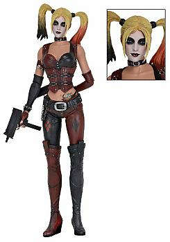 Batman Arkham City 1/4 Scale Action Figure - Harley Quinn