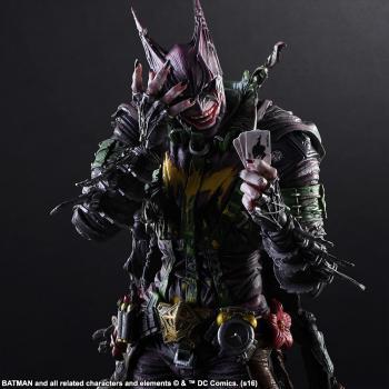 Batman's Rogues Gallery Play Arts Kai Action Figure - Joker Variant