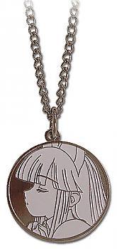 Moon Phase Necklace - Hazuki Medallion