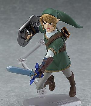 Zelda Twilight Princess Figma Action Figure - Link