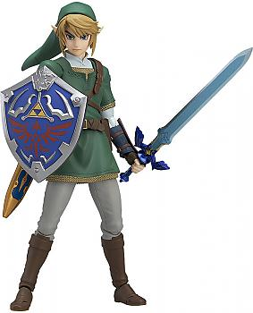 Zelda Twilight Princess Figma Action Figure - Link