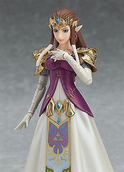 Zelda Twilight Princess Figma Action Figure -  Zelda