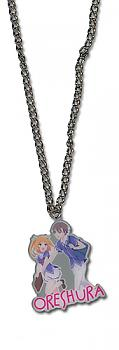 Oreshura Necklace - Chiwa & Eita