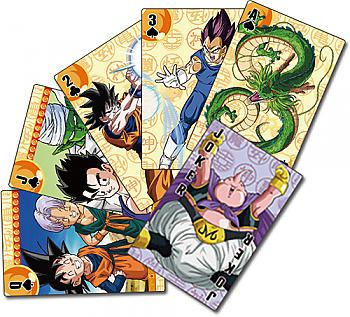 Dragon Ball Z Playing Cards - Series 2