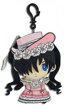 Black Butler 5'' Plush Key Chain - Ciel in Dress