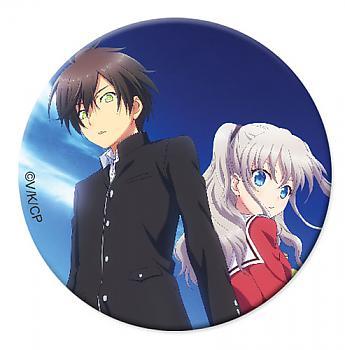 Charlotte 1.25'' Button - Yuu & Nao