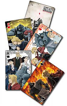 FullMetal Alchemist Brotherhood Playing Cards - Series 2
