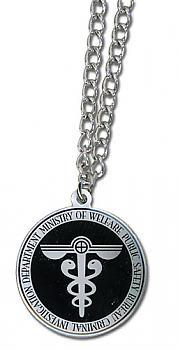 PSYCHO-PASS Necklace - Public Safety Bureau