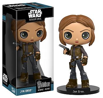 SStar Wars Rogue One Wacky Wobbler - Jyn Erso