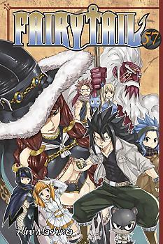 Fairy Tail Manga Vol.  57