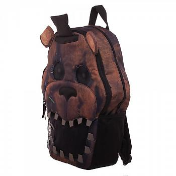 Five Nights At Freddy's Backpack - Freddy's 3D Big Face