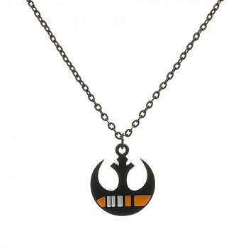Star Wars Necklace - Black Squadron Rebel (Force Awakens)