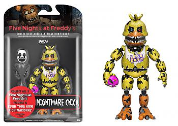 Five Nights At Freddy's Action Figure - Nightmare Chica