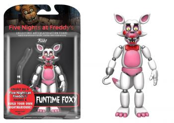 Five Nights At Freddy's Action Figure - Funtime Foxy