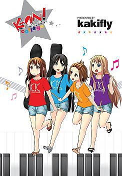 K-ON! College Manga Vol.   1