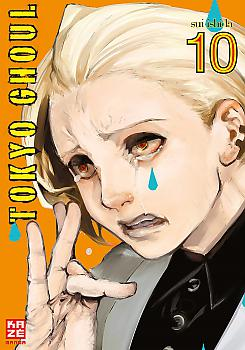 Tokyo Ghoul Manga Vol.  10