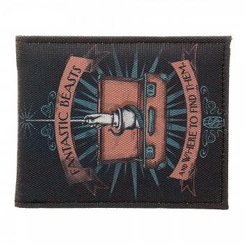 Fantastic Beasts and Where to Find Them Bifold Wallet - Newt