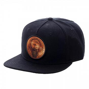 Fantastic Beasts and Where to Find Them Cap - Macusa Shield Black Snapback