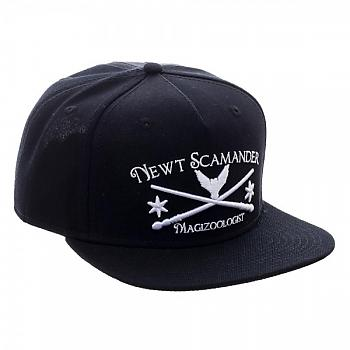 Fantastic Beasts and Where to Find Them Cap - Newt Scamander Magizoologist Snapback