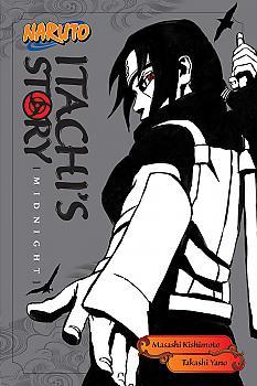 Naruto Shippuden: Itachi's Story Novel Vol.  2