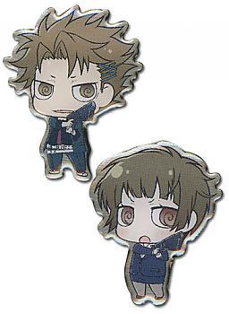 PSYCHO-PASS Pins - SD Kagari & Akane (Set of 2)