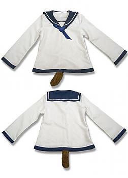 Strike Witches Costume - Yoshika Uniform (L)